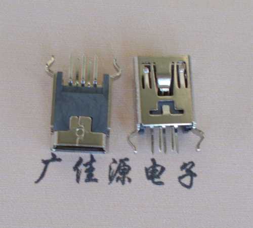 Mini USB 5PIN母口